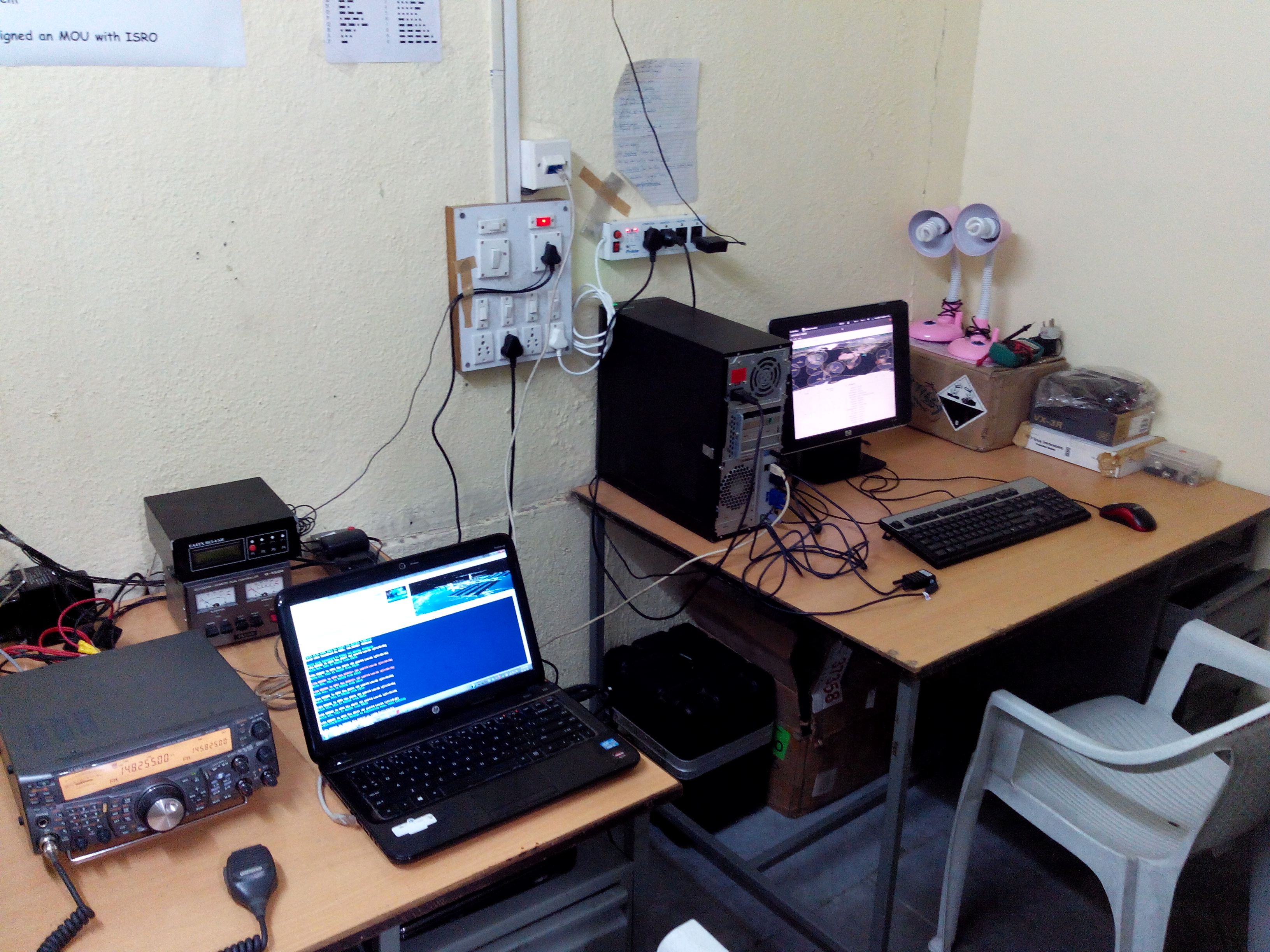 CSAT Ground Station
