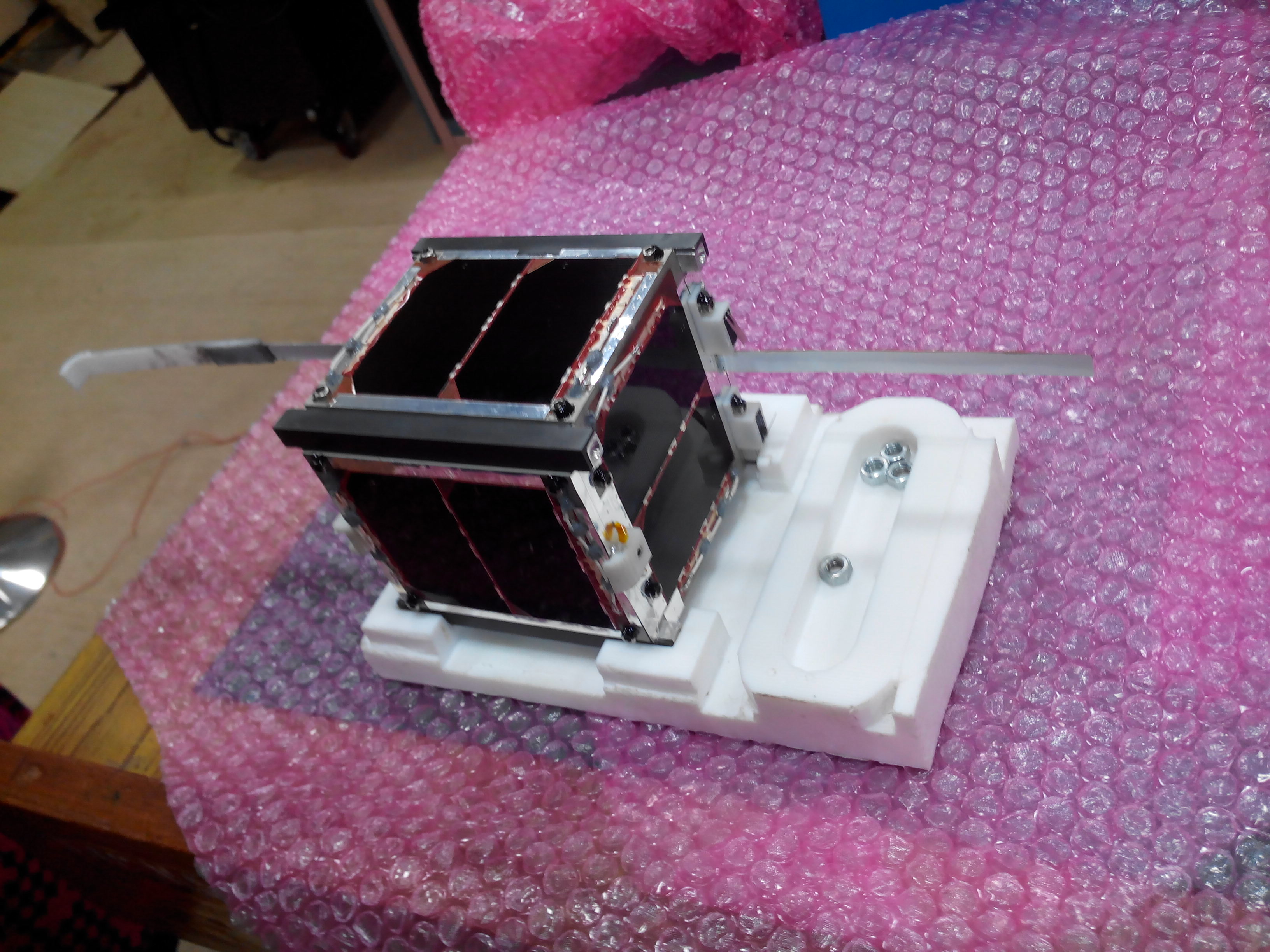 Swayam's Flight Model