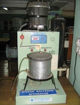 Stefan Boltzmann Apparatus