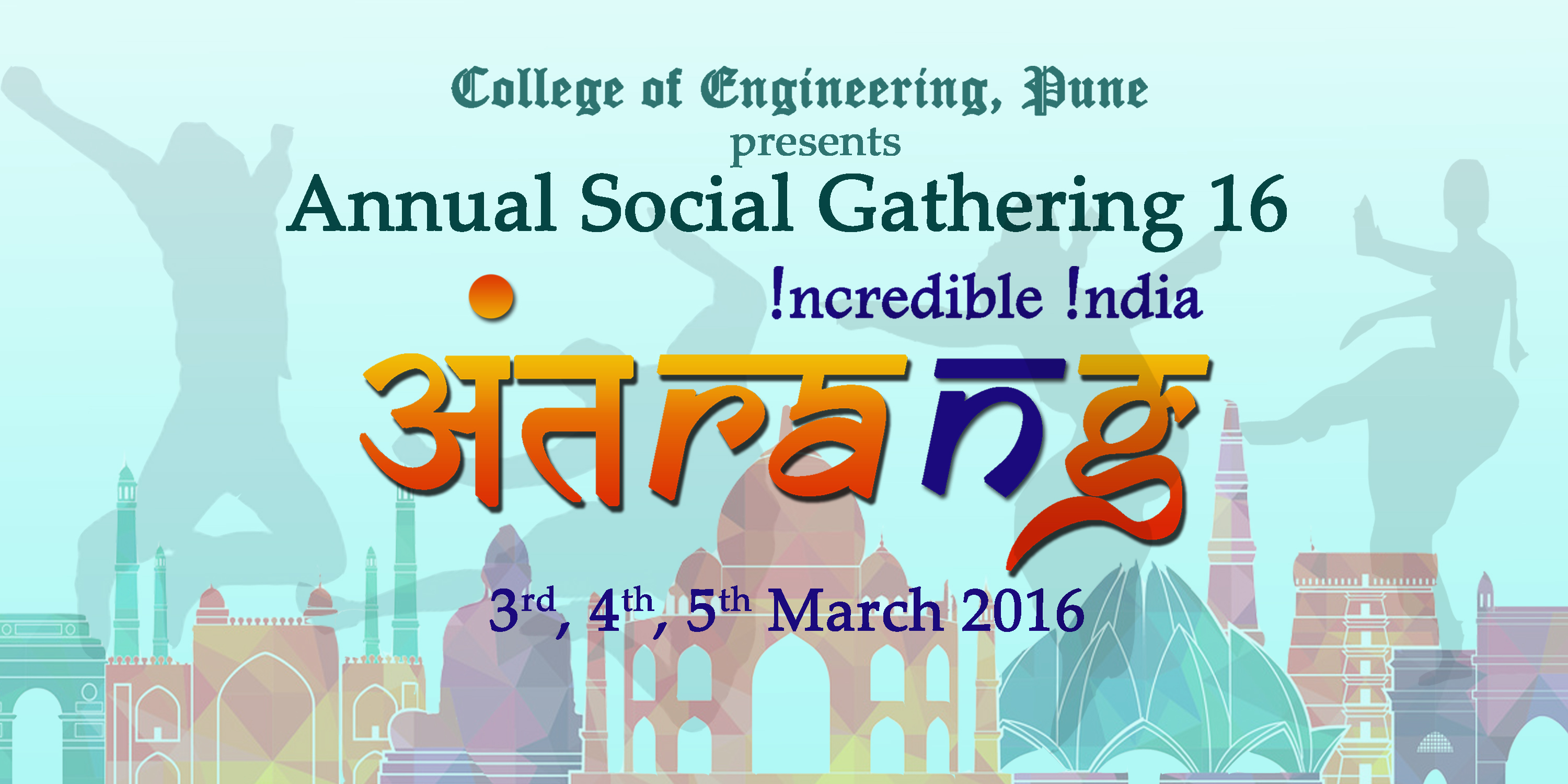 Annual Social Gathering College Of Engineering Pune